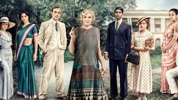 Julie Walters stars as Cynthia Coffin in Indian Summers