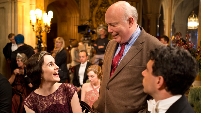 Sir Julian Fellowes to adapt Anthony Trollope's Doctor Thorne after Downton Abbey finale