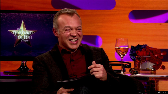 Sans David Letterman, Graham Norton is now the king of late night…IMHO