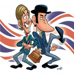 'Cleese and Idle – Together Again at Last…For the Very First Time' heads to Dallas