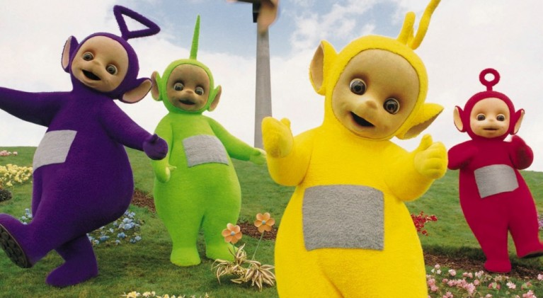 Teletubbies get 21st century makeover
