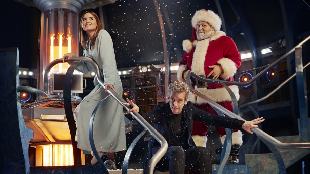 The first Doctor Who 9 teaser, unfortunately, 'didn't have me at hello'