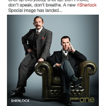 A new 'Sherlock' image and teaser released. Ready…Set…Comment!