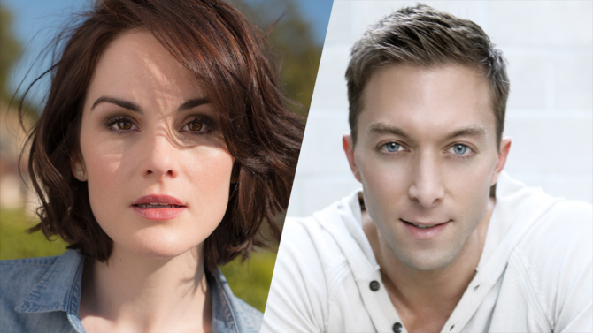 Lady Mary (Michelle Dockery) heading to America for TNT pilot, 'Good Behavior'