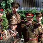 Baldrick's newest cunning plan hints at the 'Blackadder' band getting back together…