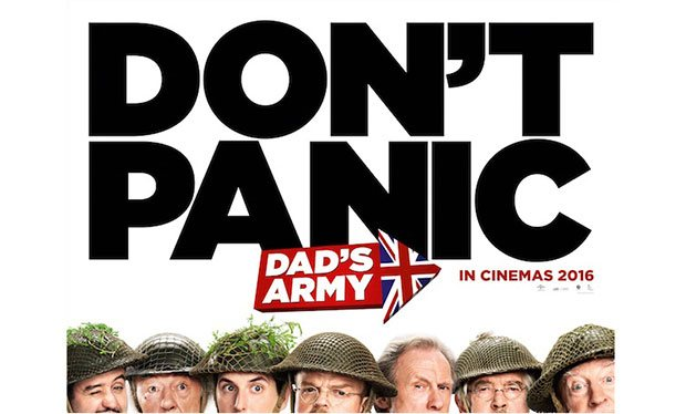 Dad's Army in cinemas February 2016