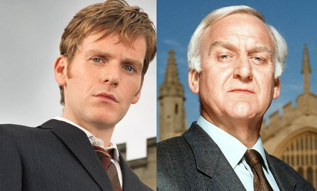 Endeavour shares more than you know with Inspector Morse