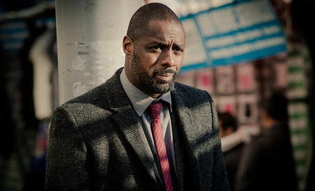 Idris Elba IS John Luther