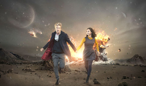 Amidst the news of Jenna Coleman exiting…It's time to get your geek on! It's #DoctorWhoDay on Planet Earth!