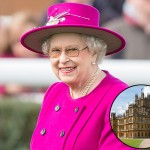 With a 'keen eye', The Queen may just be Downton Abbey's biggest fan
