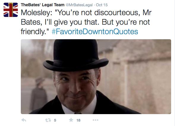 MrBatesLegal on Twitter