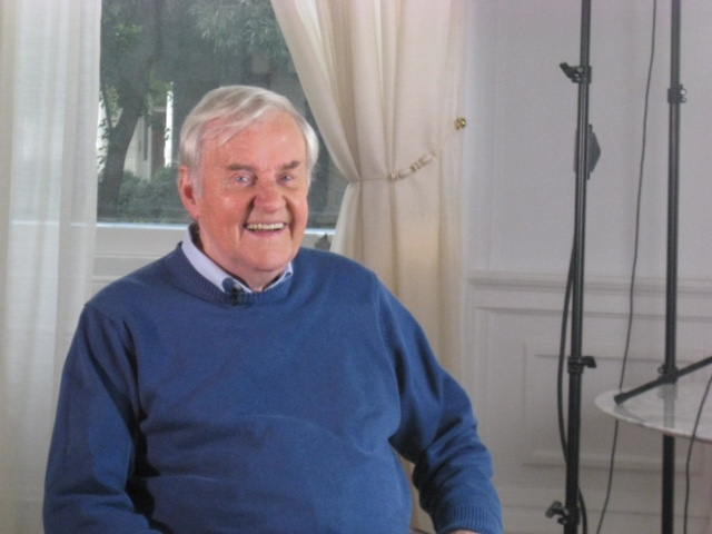 Richard Briers Funny Blokes of British Comedy PBS