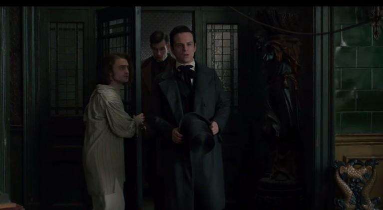 'Victor Frankenstein',  'Sherlock'-style