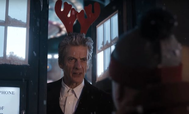 'Doctor Who' returns to teatime this Christmas on BBC1