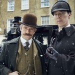 Holmes and Watson come face to face with gun-toting, ghostly bride in new 'Sherlock' trailer