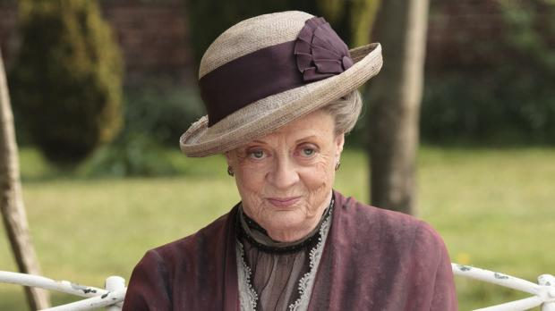 Getting to know your Dowager Countess, a.k.a. Dame Maggie Smith