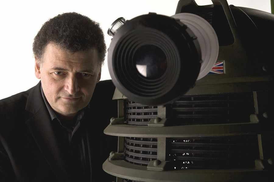 Current Doctor Who showrunner Steven Moffat to leave at the end of 2017