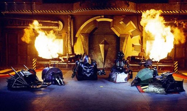 Robot Wars set for BBC2 return