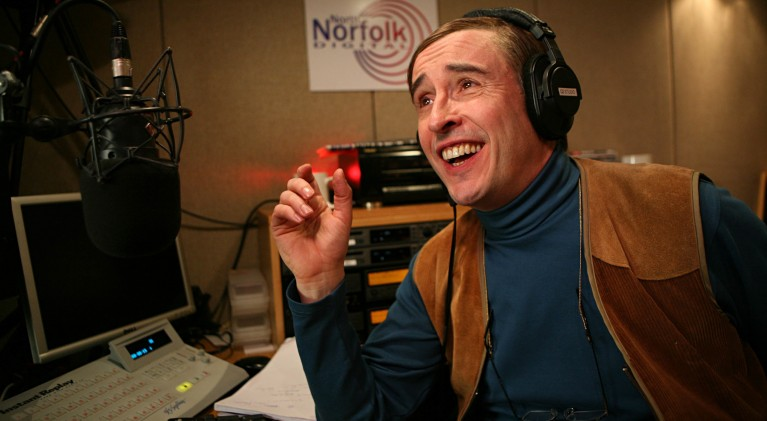 Alan Partridge is to return in Mid Morning Matters on Sky Atlantic