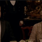 Downton Abbey cast discuss the 'bloody good' dinner party scene