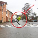 Fancy a Silly Walk Traffic Sign in your community?