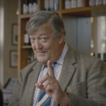 Stephen Fry welcomes Tellyspotting to the UK for BBC Showcase 2016