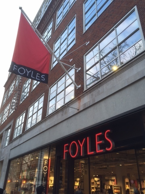Foyles Bookstore Charing Cross