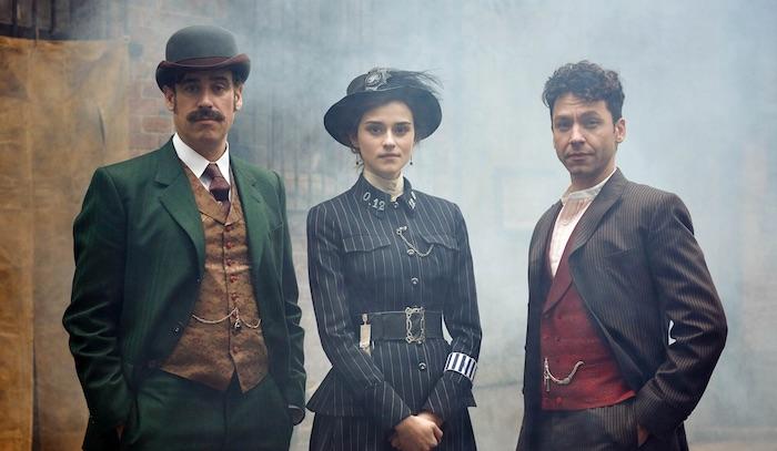 Houdini & Doyle newest incarnation of the Sherlock franchise