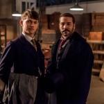Behind the scenes with Gordon Selfridge, a.k.a. Greg Austin