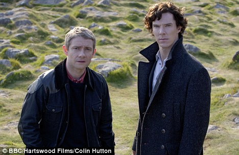 How about a little 'Sherlock' in 7 languages to diminish our separation anxiety?