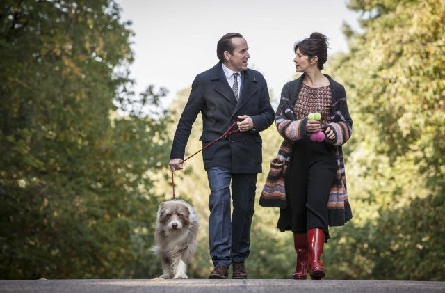 Ben Miller and Caroline Catz star in BBC Ones I Want My Wife Back