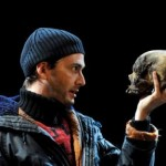 Ok, David Tennant, what did you do with Shakespeare's head?
