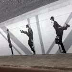 'Silly Walks' Tunnel opens in Netherlands municipality of Eindhoven