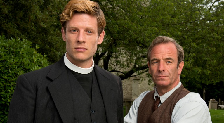 Grantchester' adds Christmas special to next series | Tellyspotting