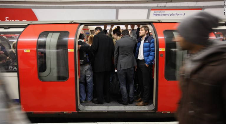 'Mind the Gap' voice of the London Underground passes at 62
