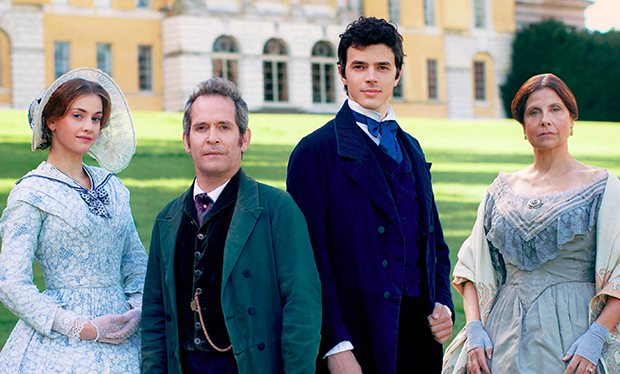 'Julian Fellowes Presents Doctor Thorne' ready for its' American close-up