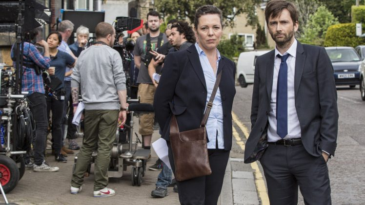 'Broadchurch 3' begins filming with Sir Lenny Henry joining in on the fun