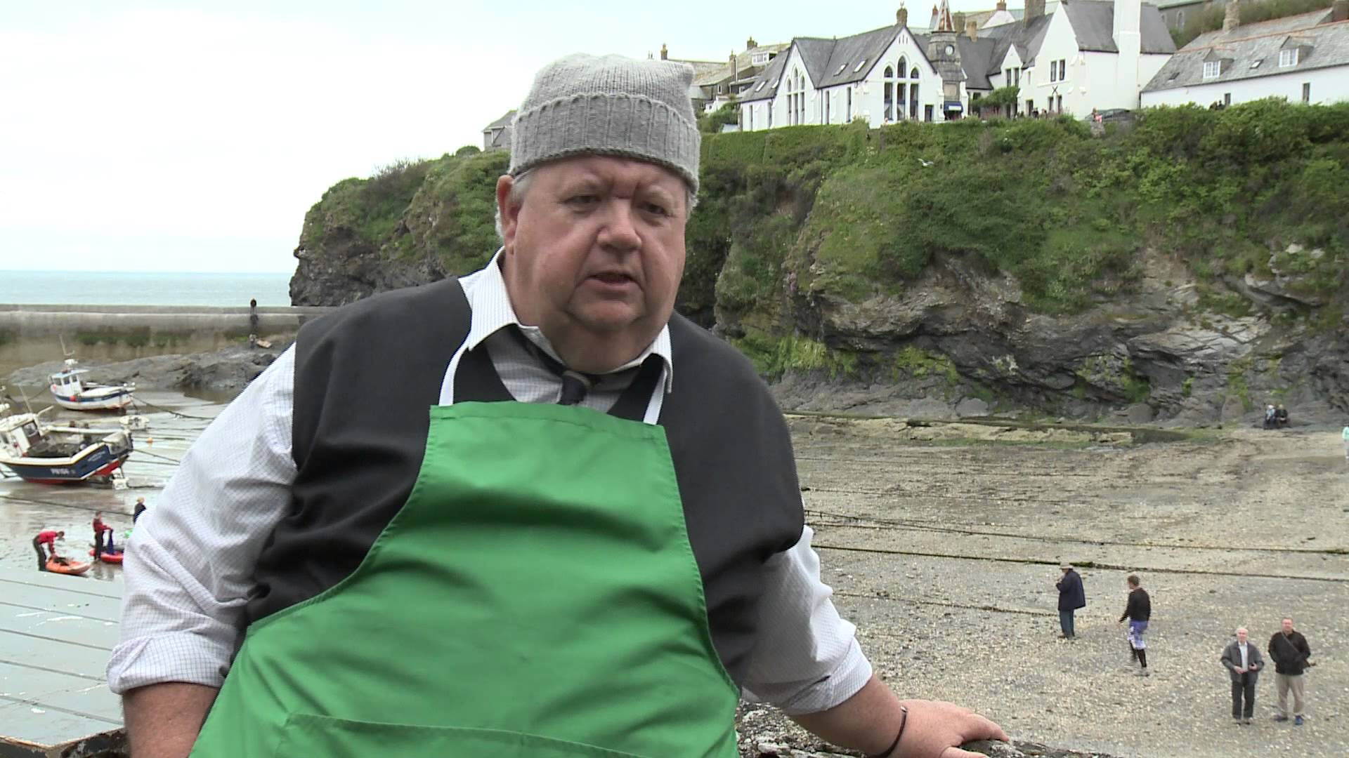 Ian McNeice confirms Doc Martin S8