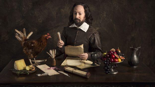 Peep Shows David Mitchell stars as William Shakespeare in Upstart Crow