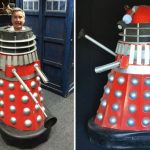 Rare 1966 Dalek sells for £38K