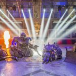 House robots 21st century makeover proves that 'size does matter' in 'Robot Wars' 2.0