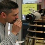What's this? A Dalek Helping to Exterminate Antibiotic-Resistant Superbugs?