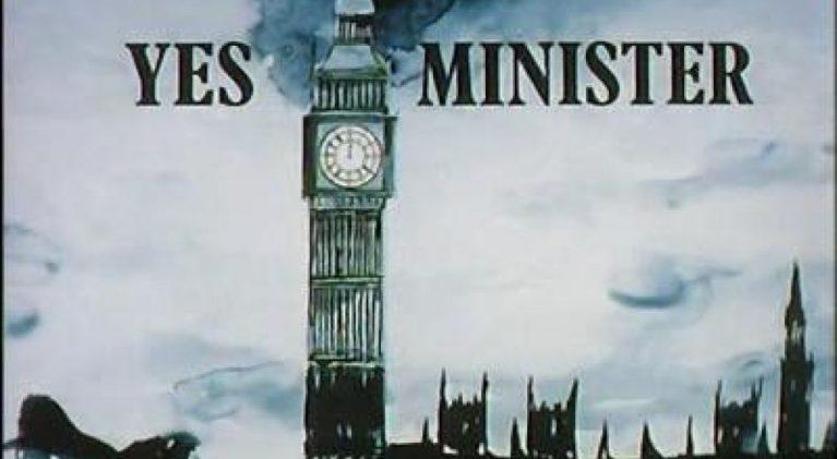 Yes Minister proves Life imitates Art