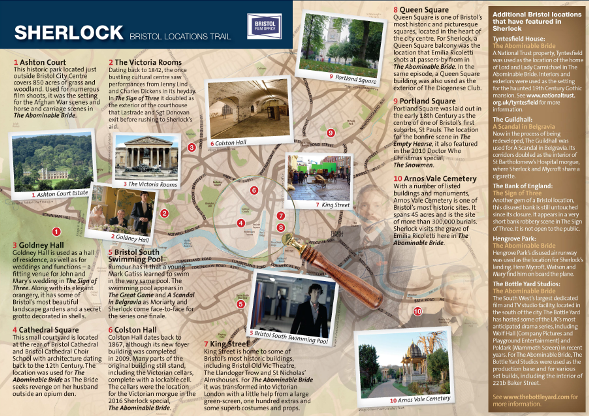 sherlock locations pic