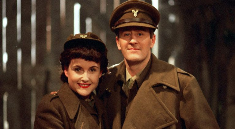 'Goodnight Sweetheart' to time travel into 21st Century