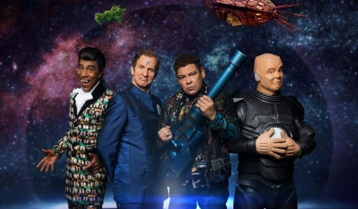 Red Dwarf XI coming to Dave in September