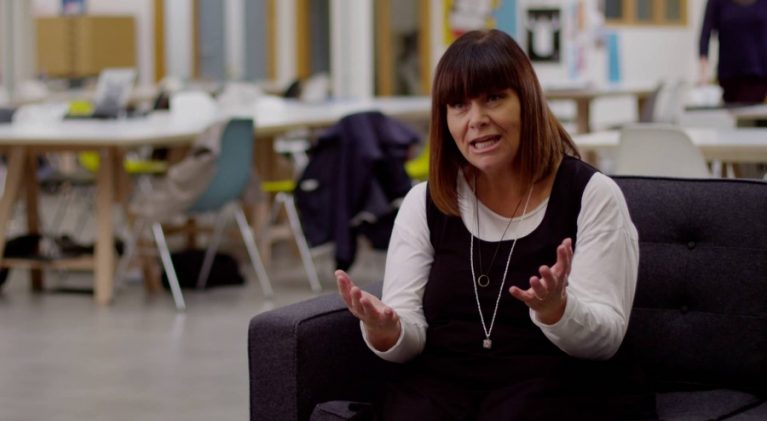 Dawn French to star in Delicious for Sky1