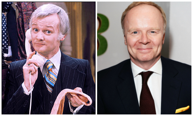 Jason Watkins as Mr. Humphries