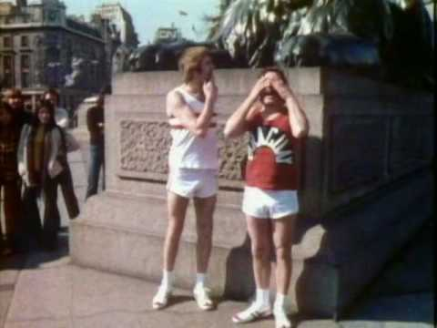 Monty Python covers Olympic Hide and Seek finals