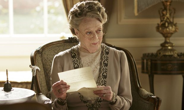 Could 'Downton Abbey' be getting the band back together with feature film?